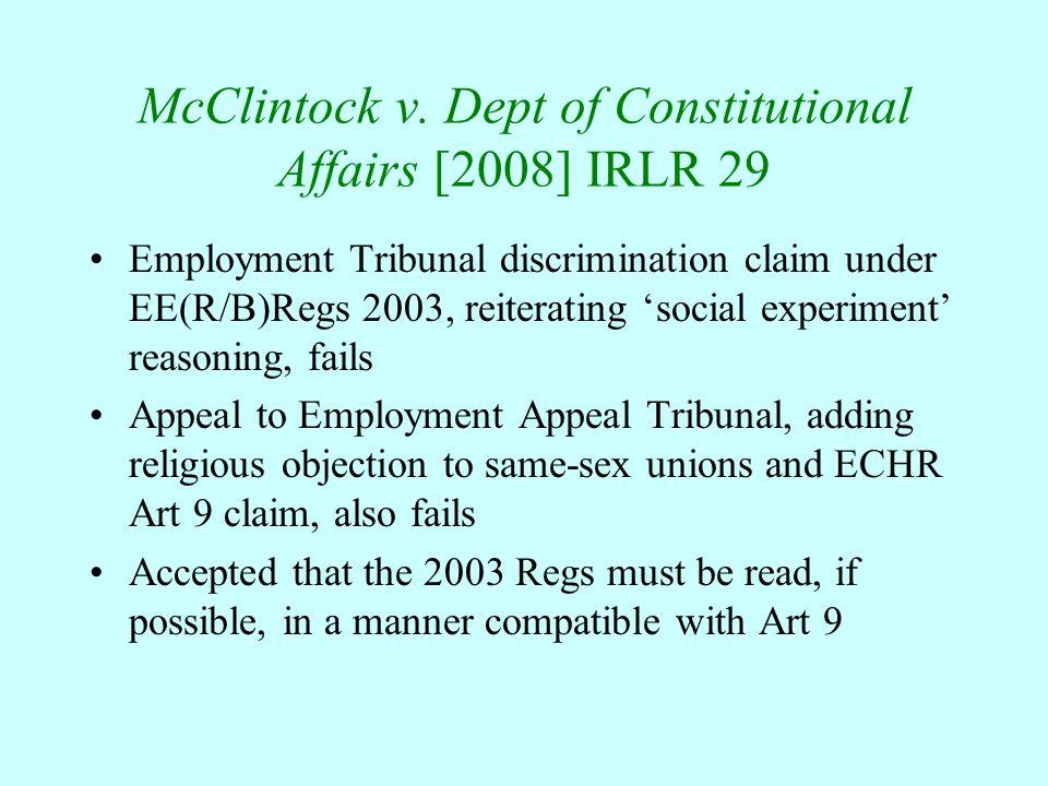 McClintock v.