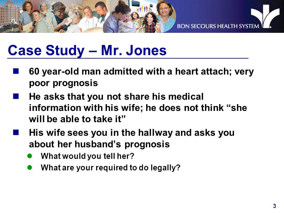 3 Case Study – Mr.