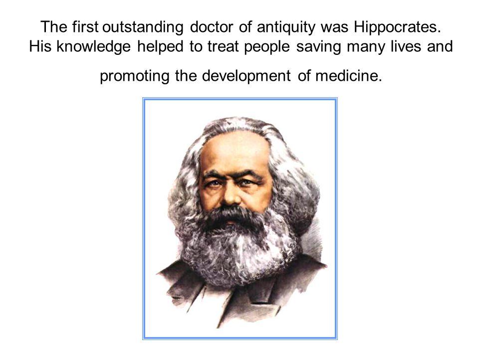 All doctors take the Hippocratic Oath.
