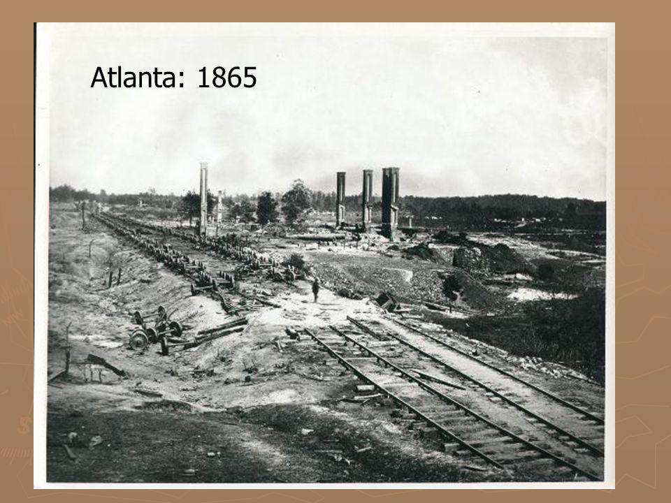 Atlanta: 1865