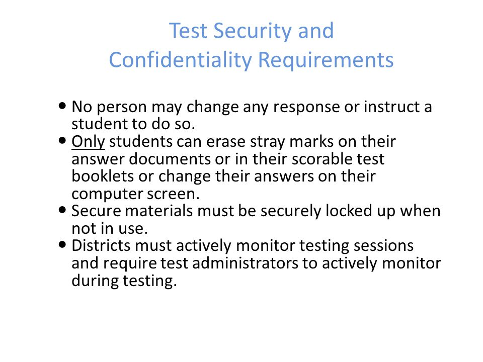 LCISD TELPAS Process The campus designee will then use the roster to enter the data into the online testing system.