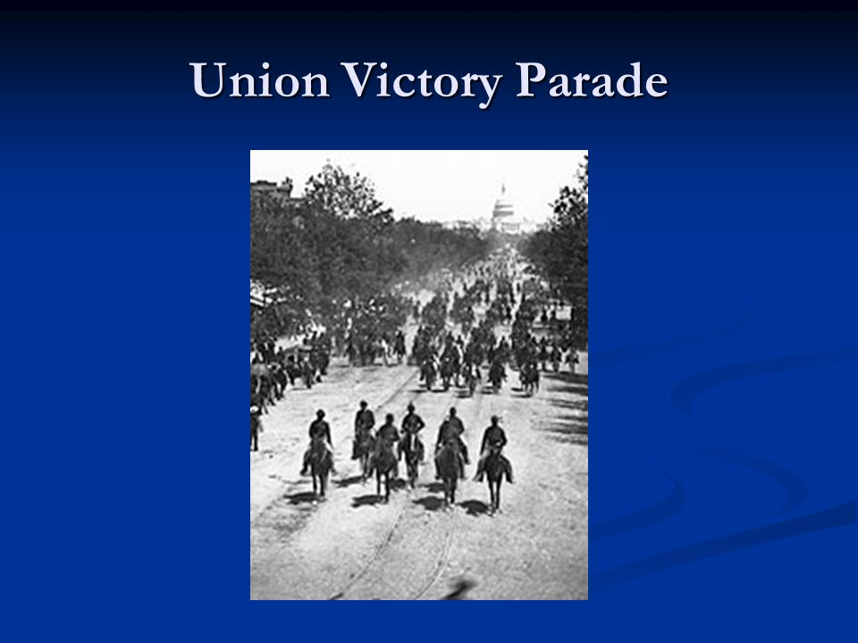 Union Victory Parade