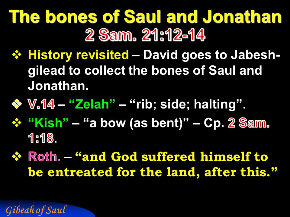 Gibeah of Saul