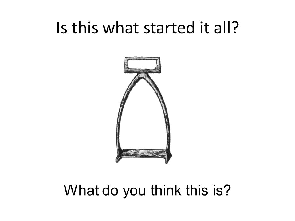 This is one of the most important inventions in World History! Why do you think that is?
