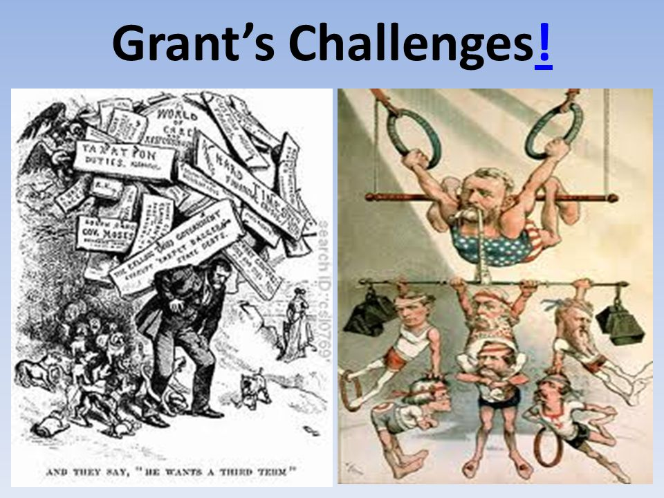Grant's Challenges!!