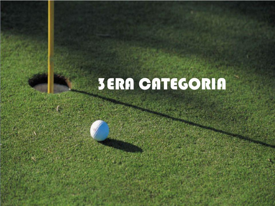 3ERA CATEGORIA