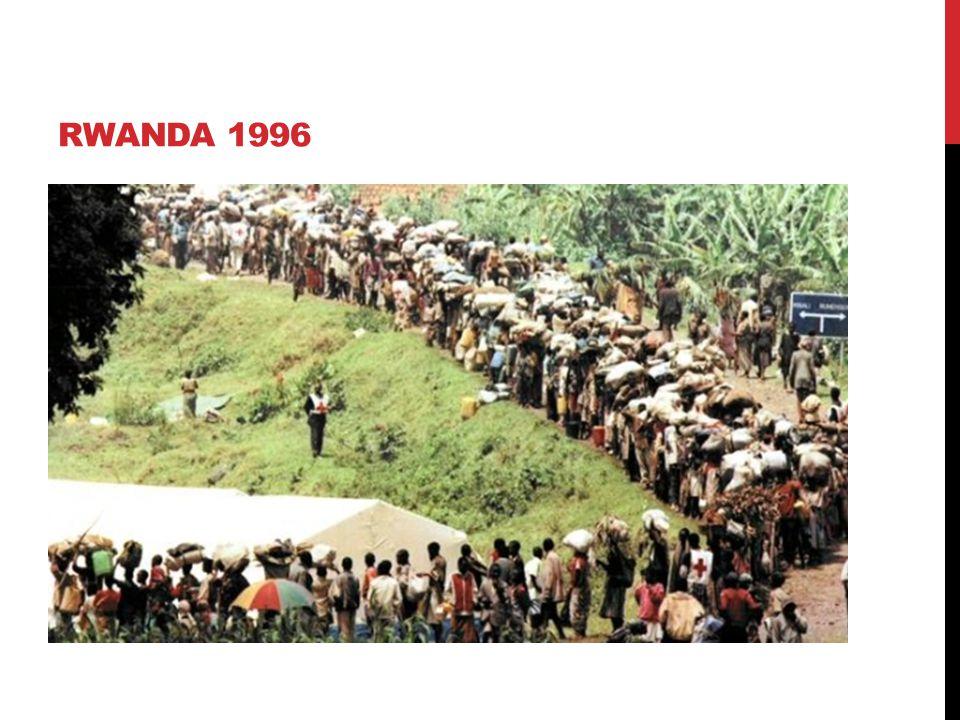 RWANDA 1996
