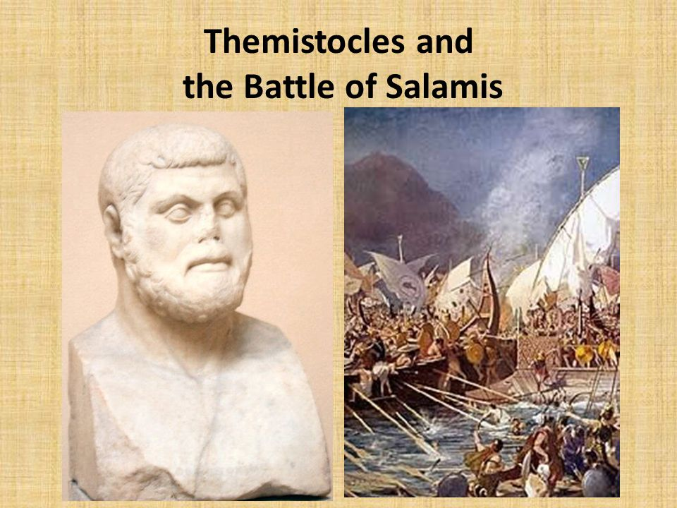 Themistocles and the Battle of Salamis