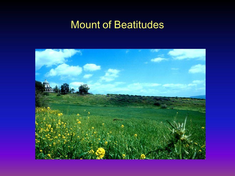 Mount of Beatitudes