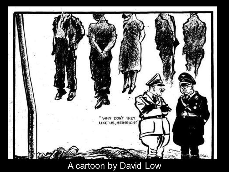 A cartoon by David Low