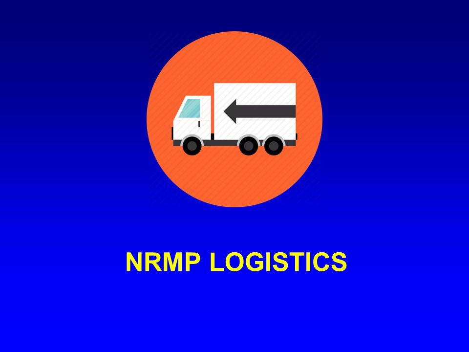 NRMP LOGISTICS