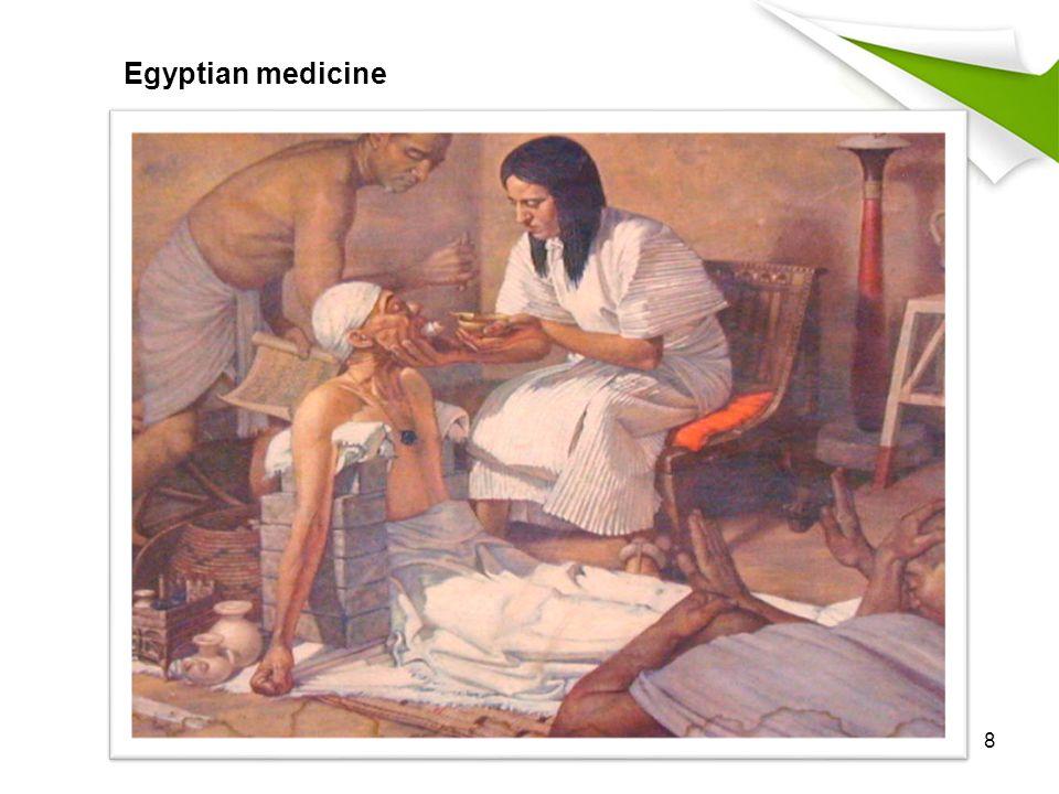 Egyptian medicine 8