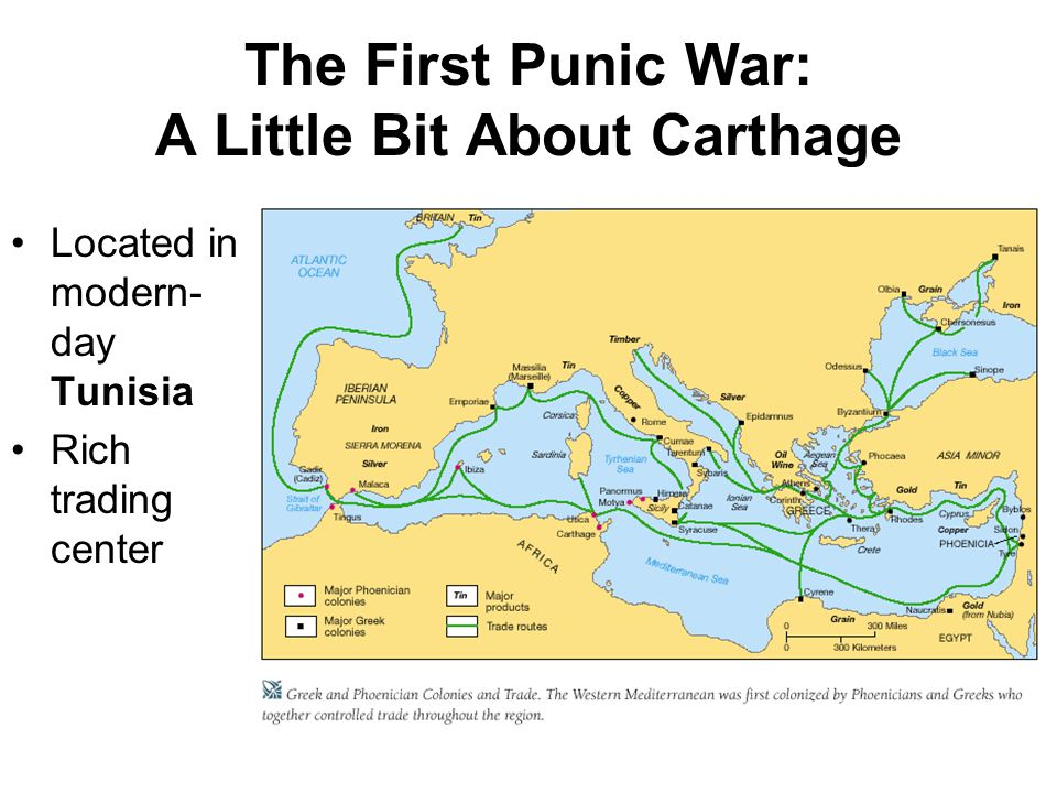 The First Punic War: A Little Bit More About Carthage Child sacrifice.