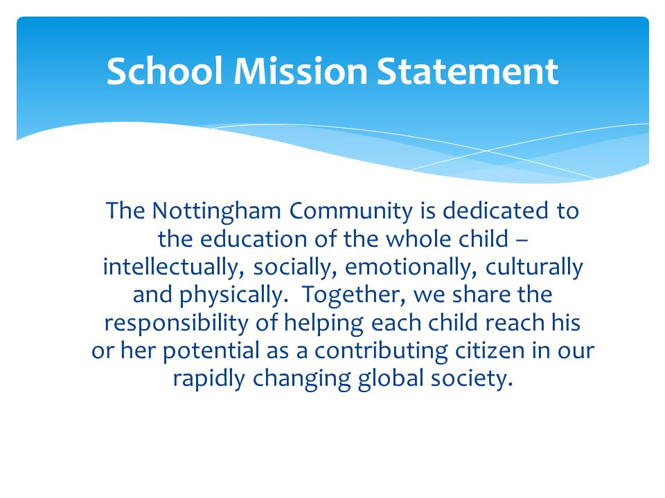  I take pride in being a Nottingham student. I treat others with respect.