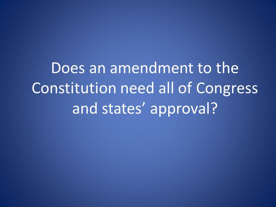 25 th Amendment