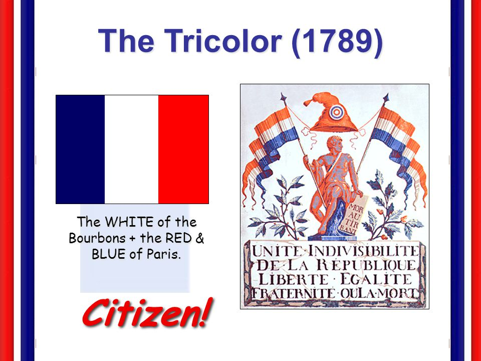 National Constituent Assembly 1789 - 1791 August Decrees August 4-11, 1789 (A renunciation of aristocratic privileges!) Liberté.