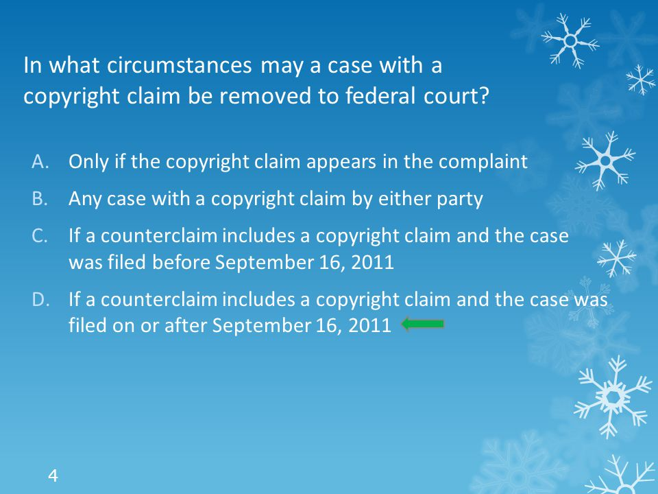Your company has just been sued for patent infringement of a patent issued in 2005.
