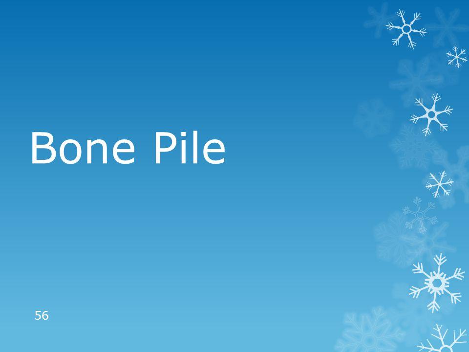 Bone Pile 56