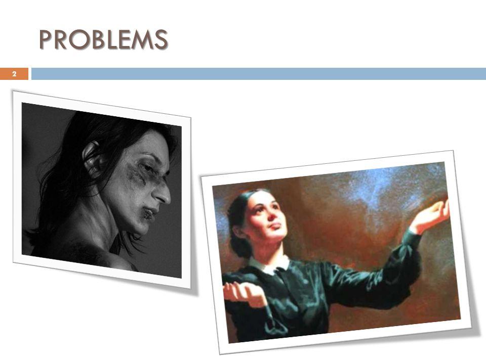 2 PROBLEMS