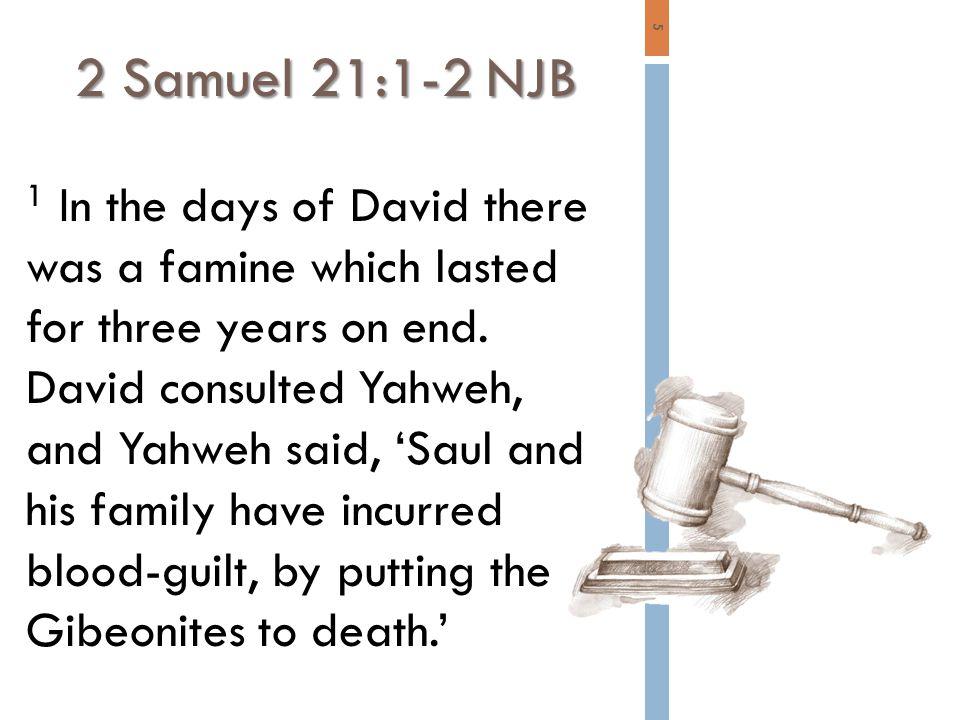 Sacrificing Human Life as Expiation for Sin 16