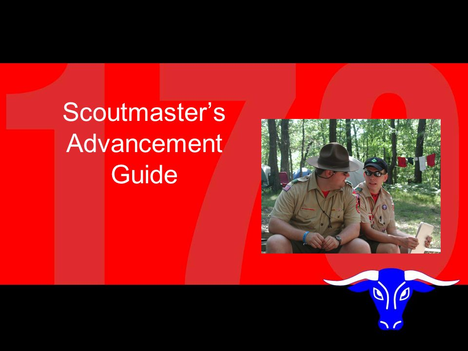 Scoutmaster's Advancement Guide