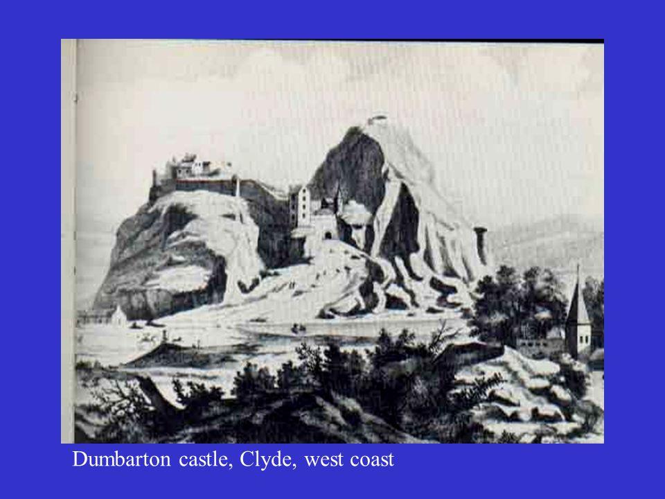 The Western Isles… - MacDonalds of Islay Macdougalls of Lorne MacRuaries of Garmoran - Gaelic speaking - Part of Irish sea world - Nominally under Norse rule