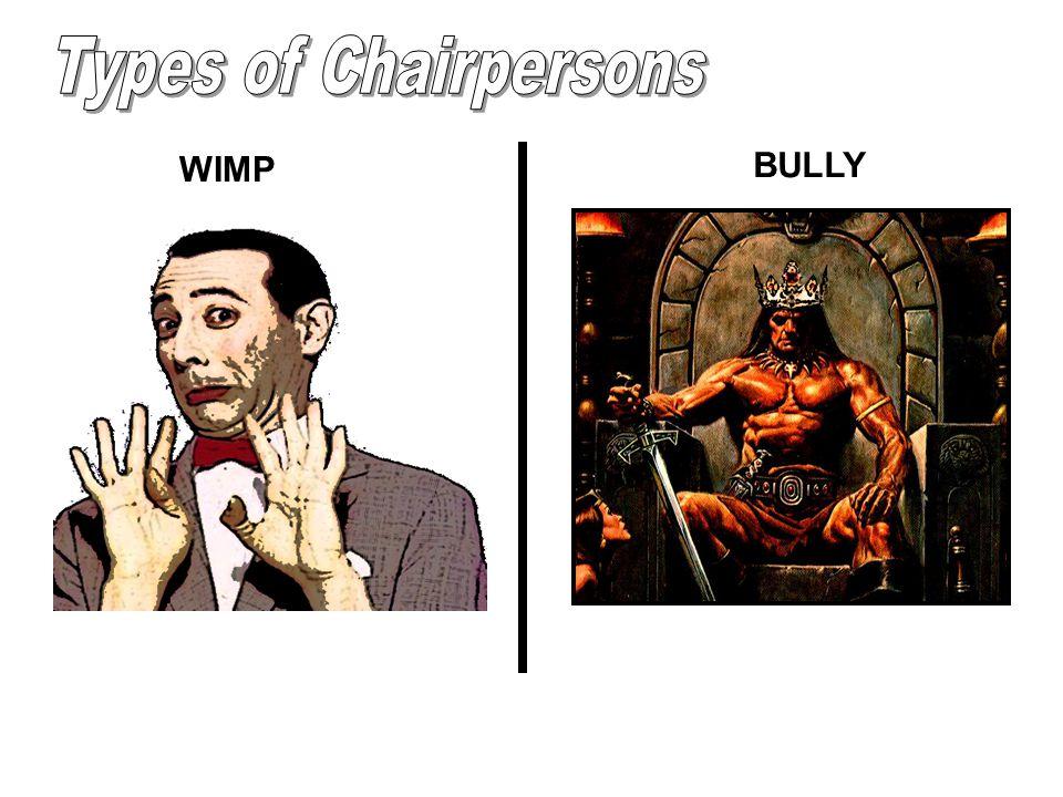 WIMP BULLY