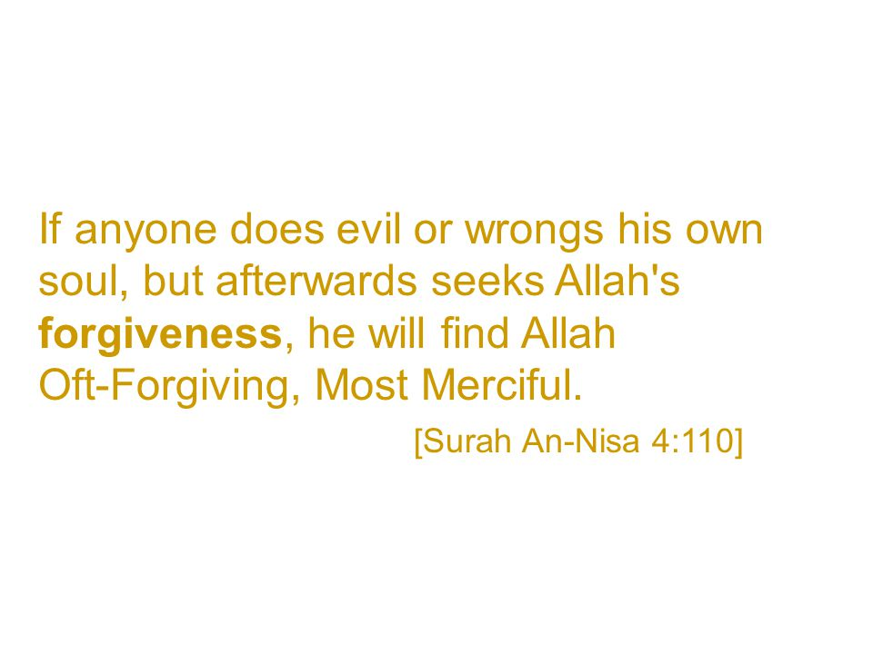 Major Sins Are deleted from our book of deeds only if we ask Allah (swt) for forgiveness.