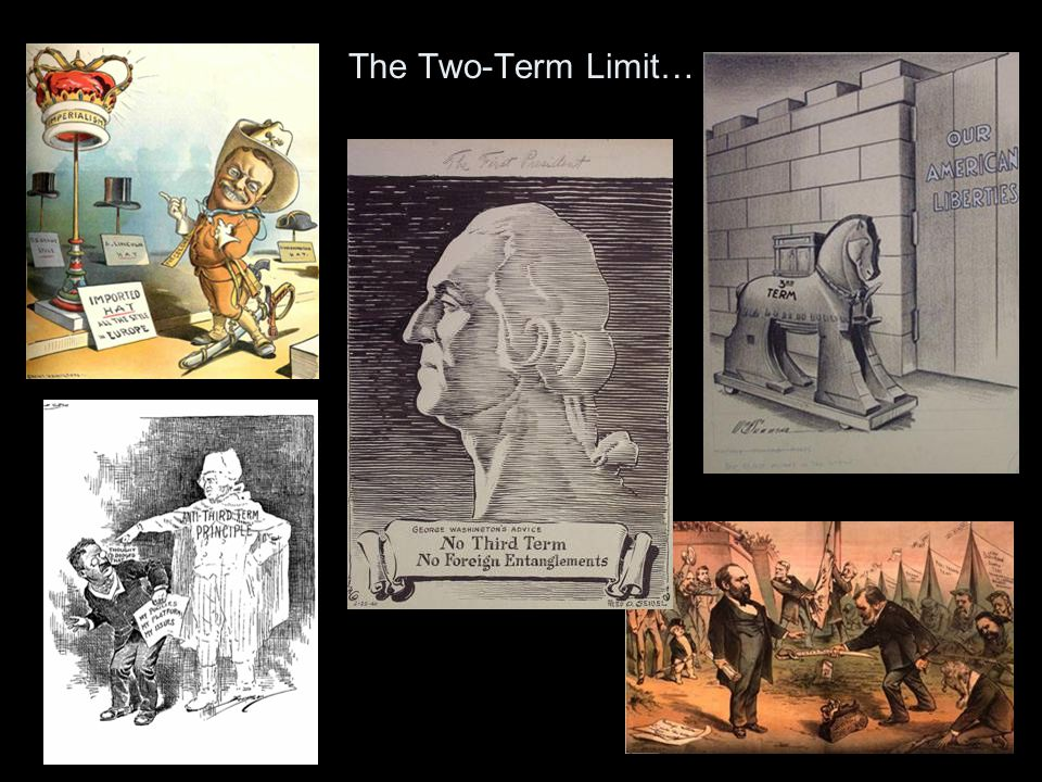 The Two-Term Limit…