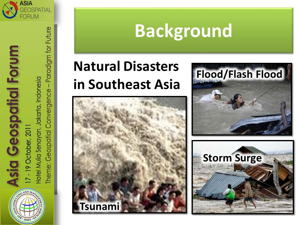 Natural Disasters in Southeast Asia