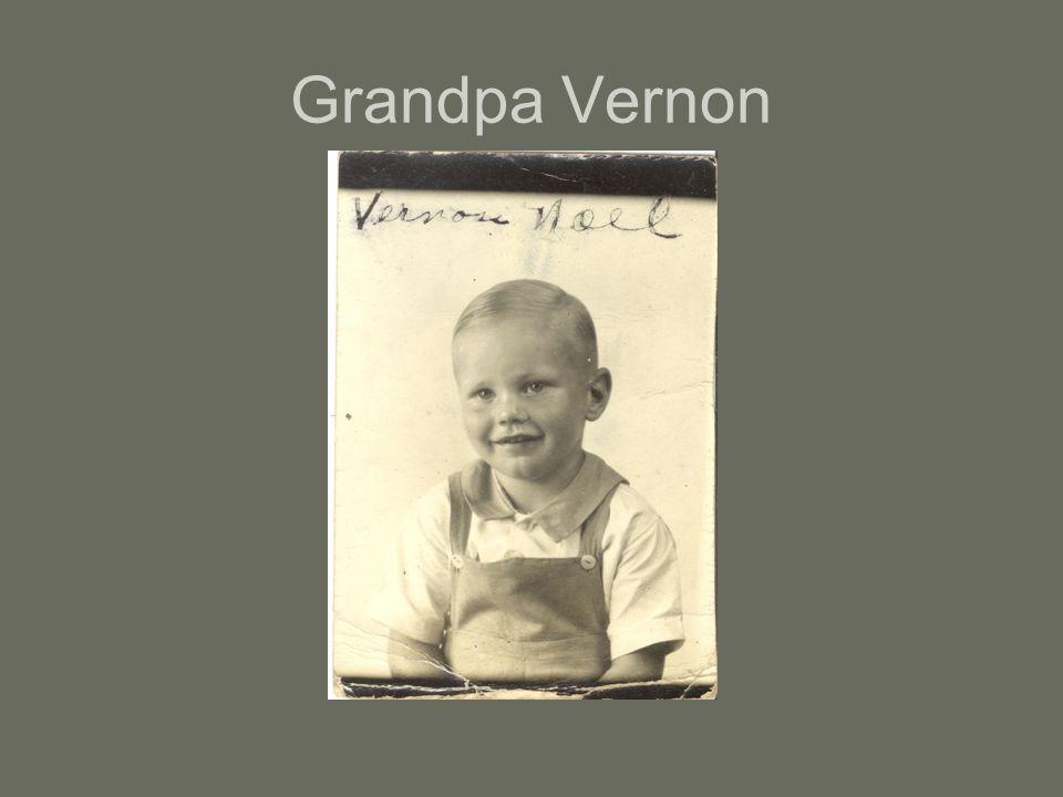Grandpa Vernon