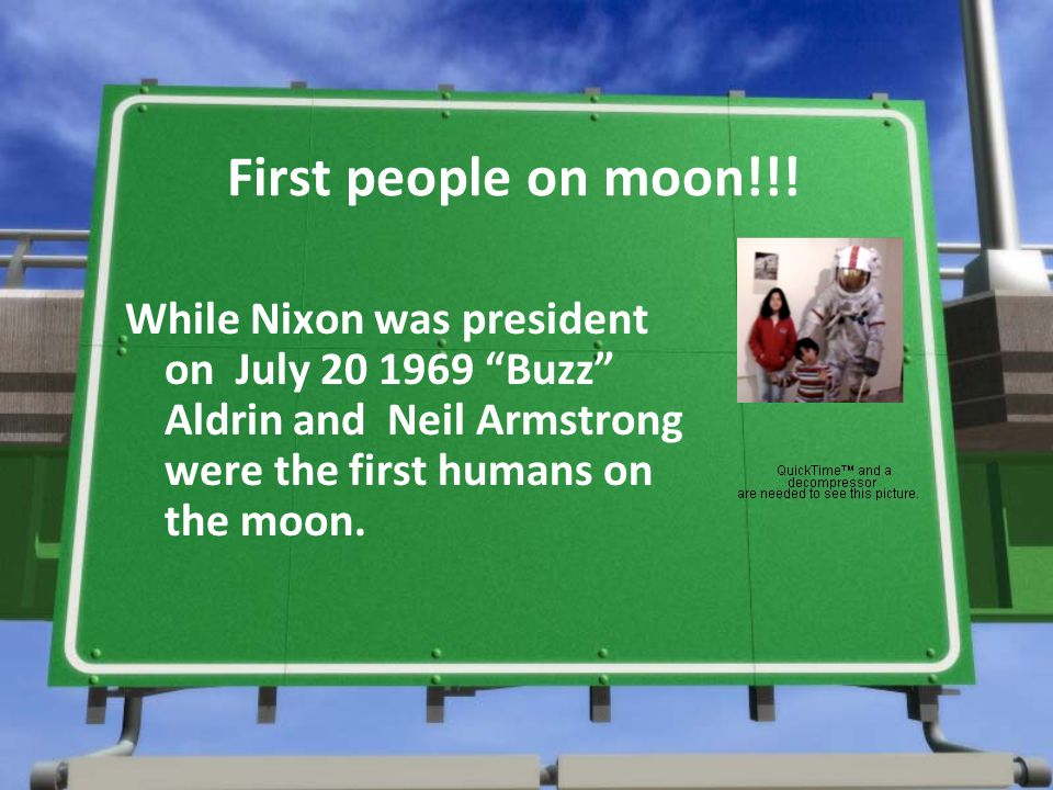 First people on moon!!.