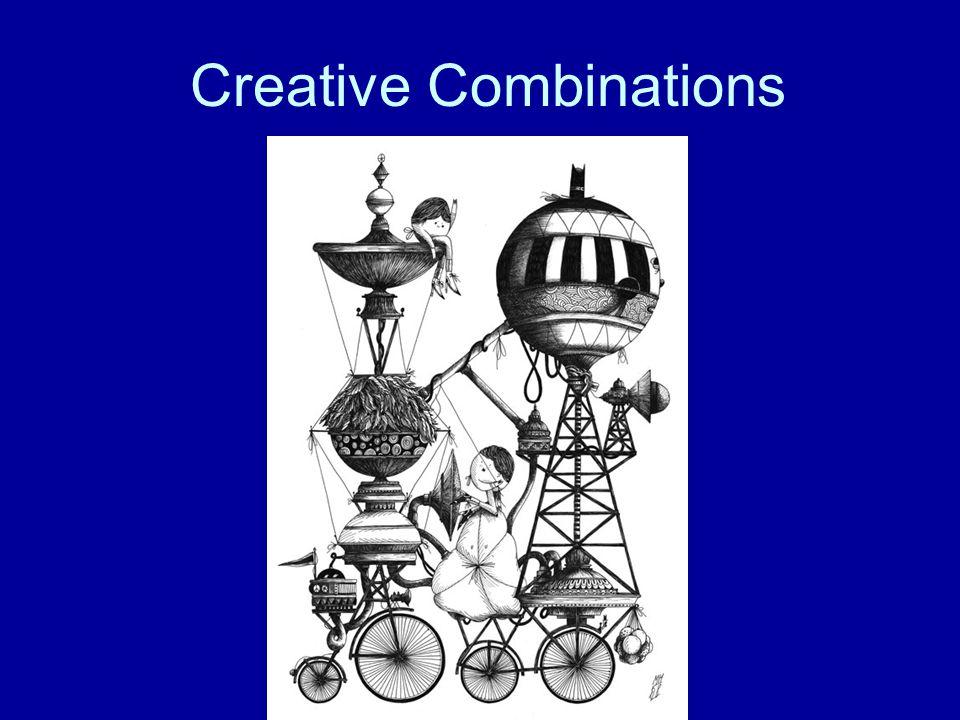 Creative Combinations
