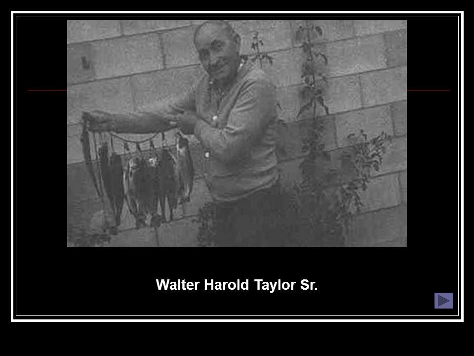Walter Harold Taylor Sr.