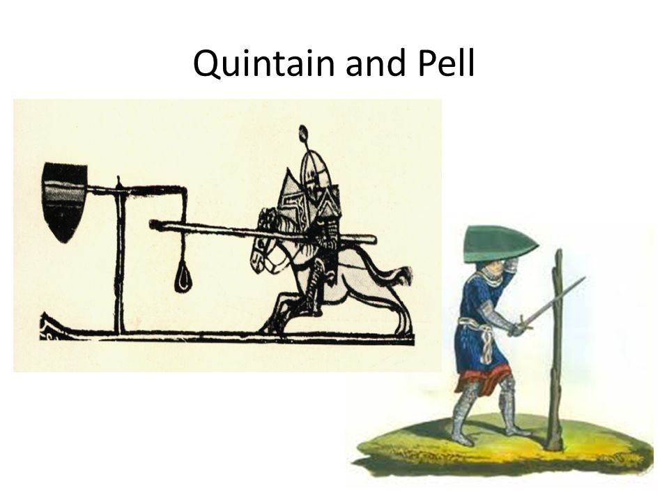 Quintain and Pell