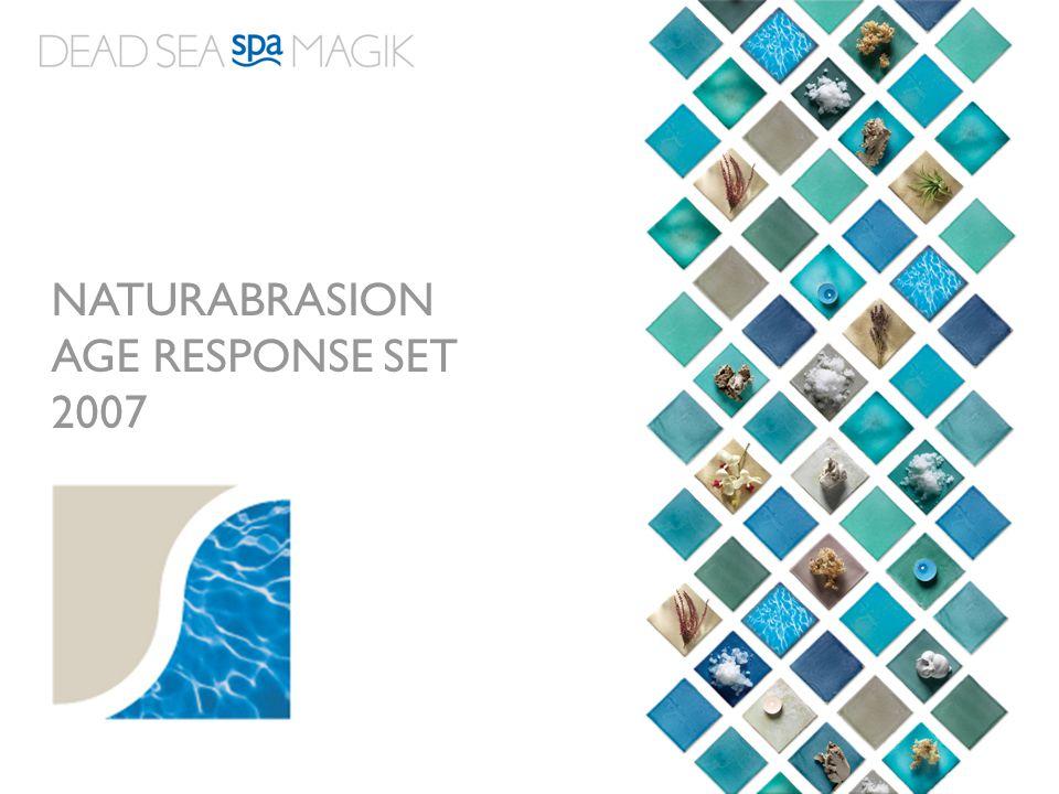 NATURABRASION AGE RESPONSE SET 2007