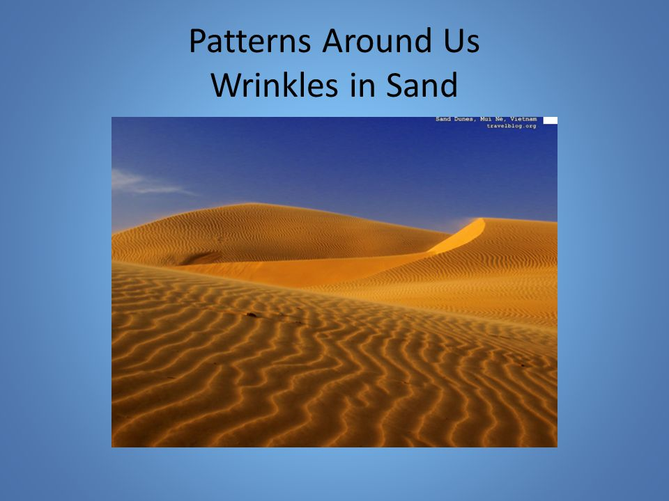 Inquiry – Wrinkles in Skin