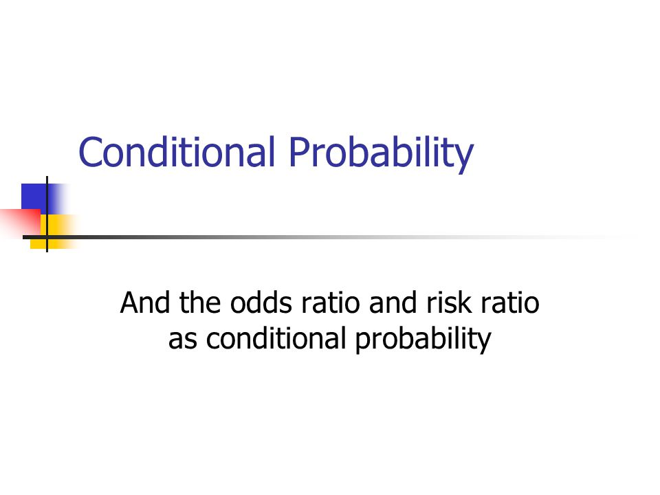 The Odds Ratio (OR) Odds of disease in the exposed Odds of disease in the unexposed Odds of exposure in the cases Odds of exposure in the controls But, this expression is mathematically equivalent to: Backward from what we want… The direction of interest!