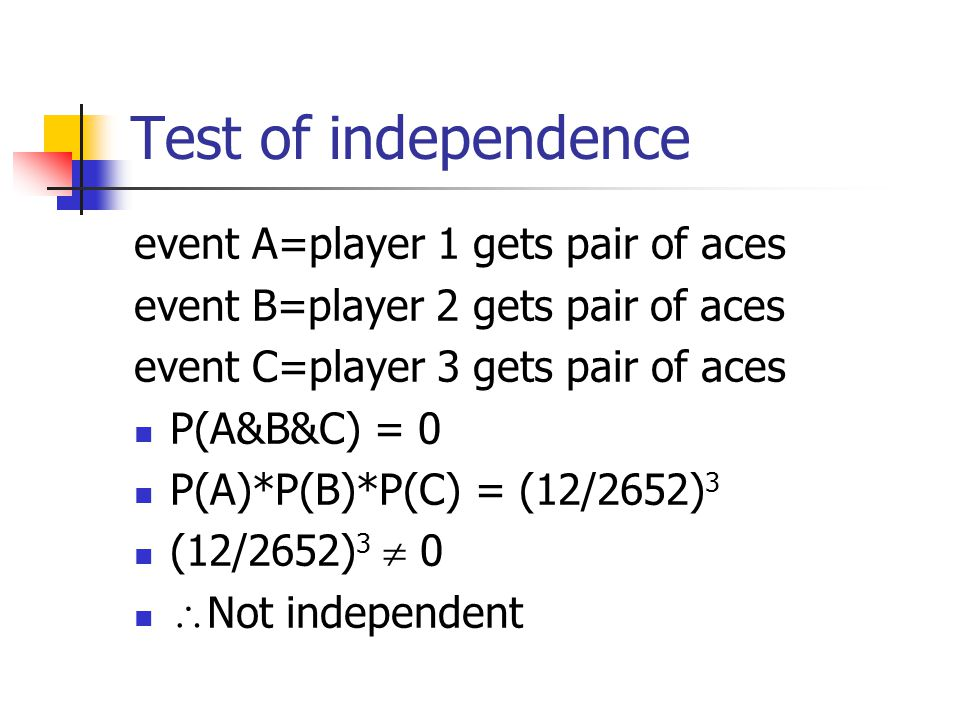 Bayes' Rule: From the Law of Total Probability OR