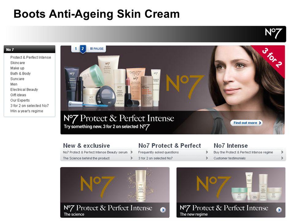 Boots Anti-Ageing Skin Cream