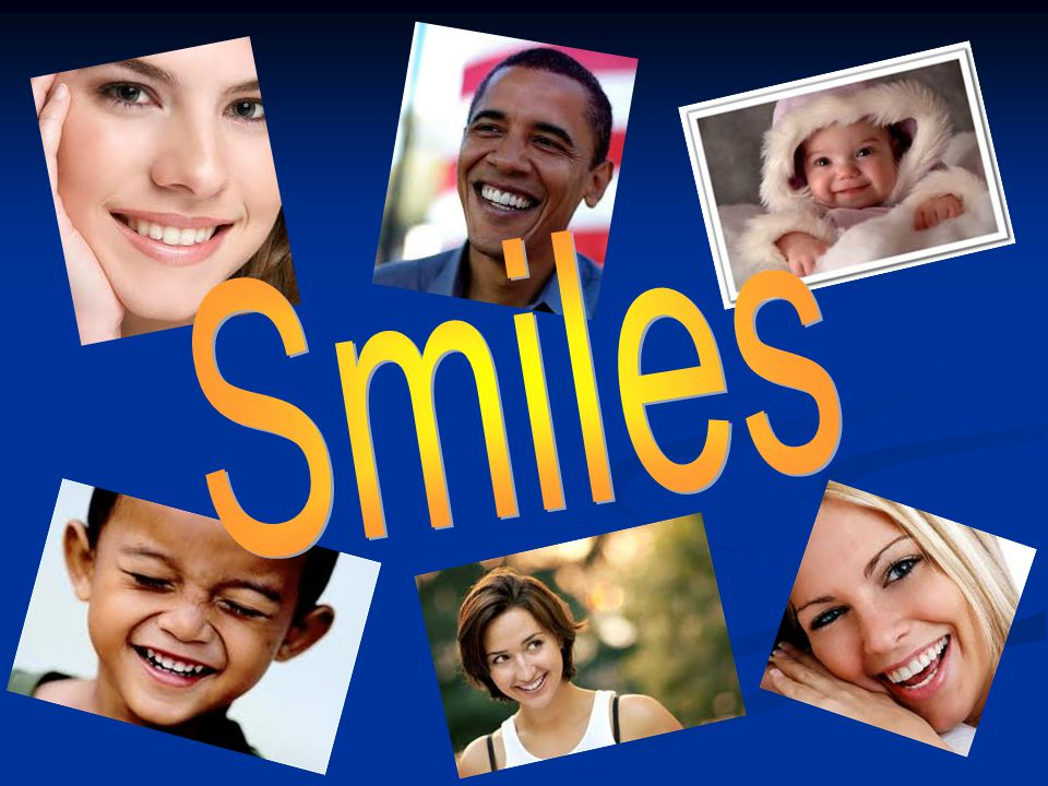 4.How can we tell real smiles from fake ones.