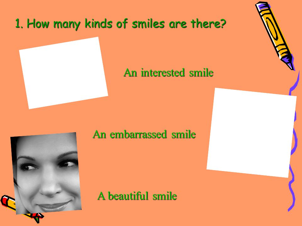 1.Smile recently and confidently. practice more practice more make it a habit!!.