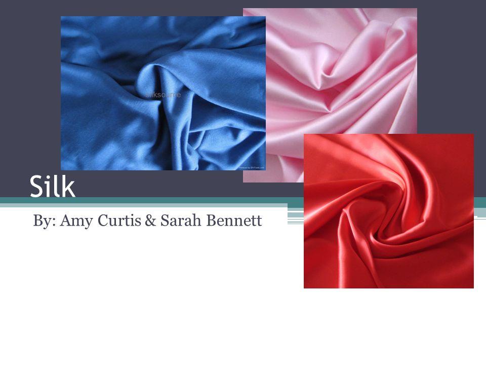 Silk By: Amy Curtis & Sarah Bennett