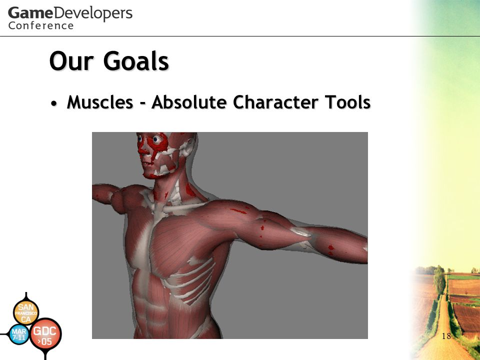 18 Our Goals Muscles - Absolute Character ToolsMuscles - Absolute Character Tools
