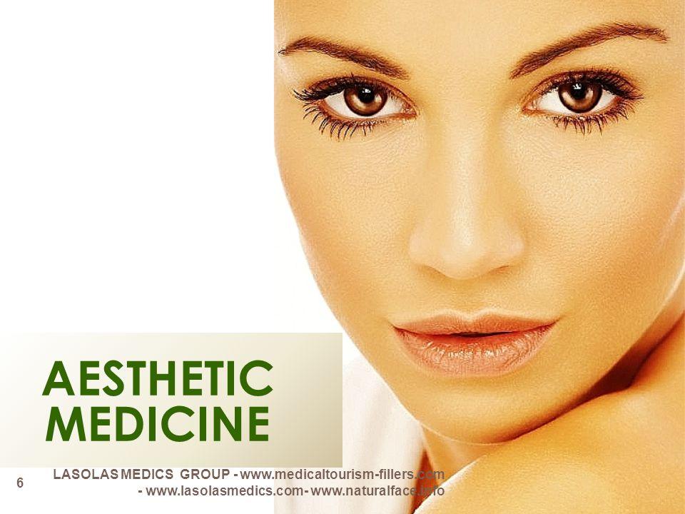 AESTHETIC MEDICINE 6 LASOLAS MEDICS GROUP - www.medicaltourism-fillers.com - www.lasolasmedics.com- www.naturalface.info