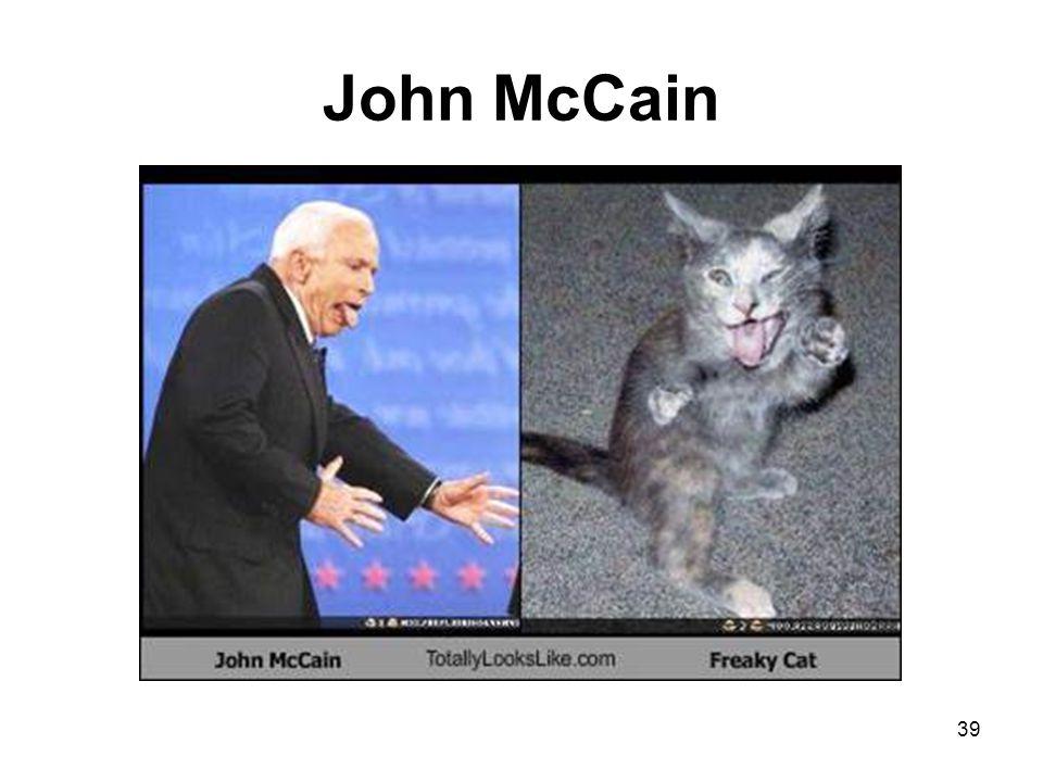 John McCain 39
