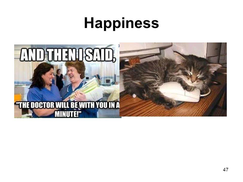 Happiness 47