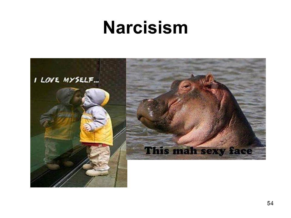 Narcisism 54