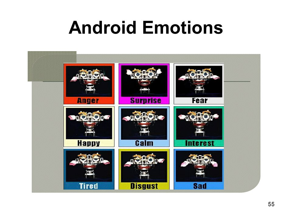 Android Emotions 55