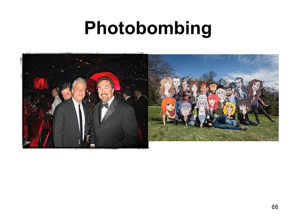 Photobombing 66